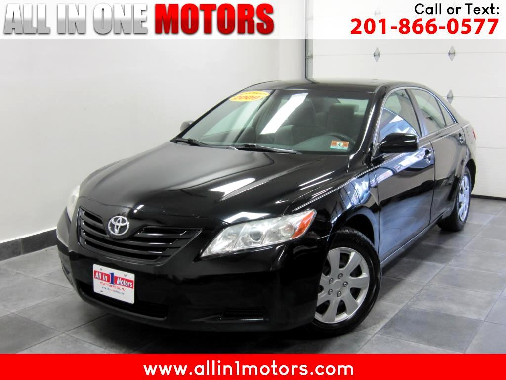2009 Toyota Camry 4dr Sdn I4 Auto LE (Natl)