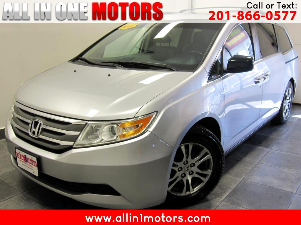 2011 Honda Odyssey 5dr EX-L w/Navi