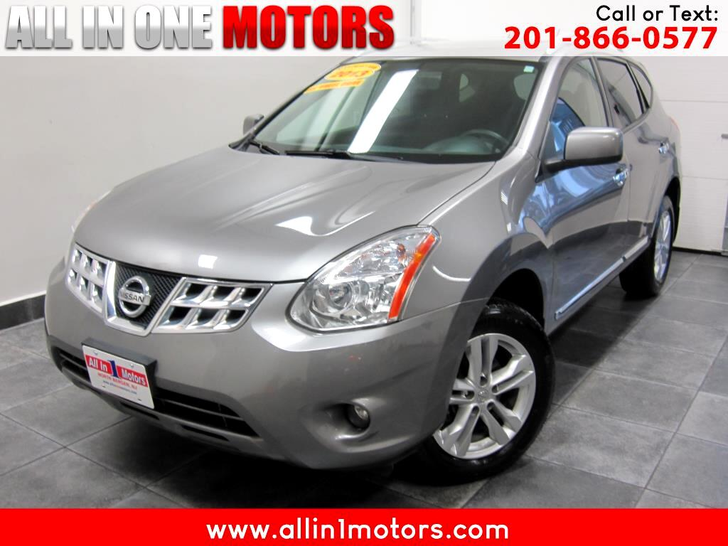 2013 Nissan Rogue AWD 4dr SV