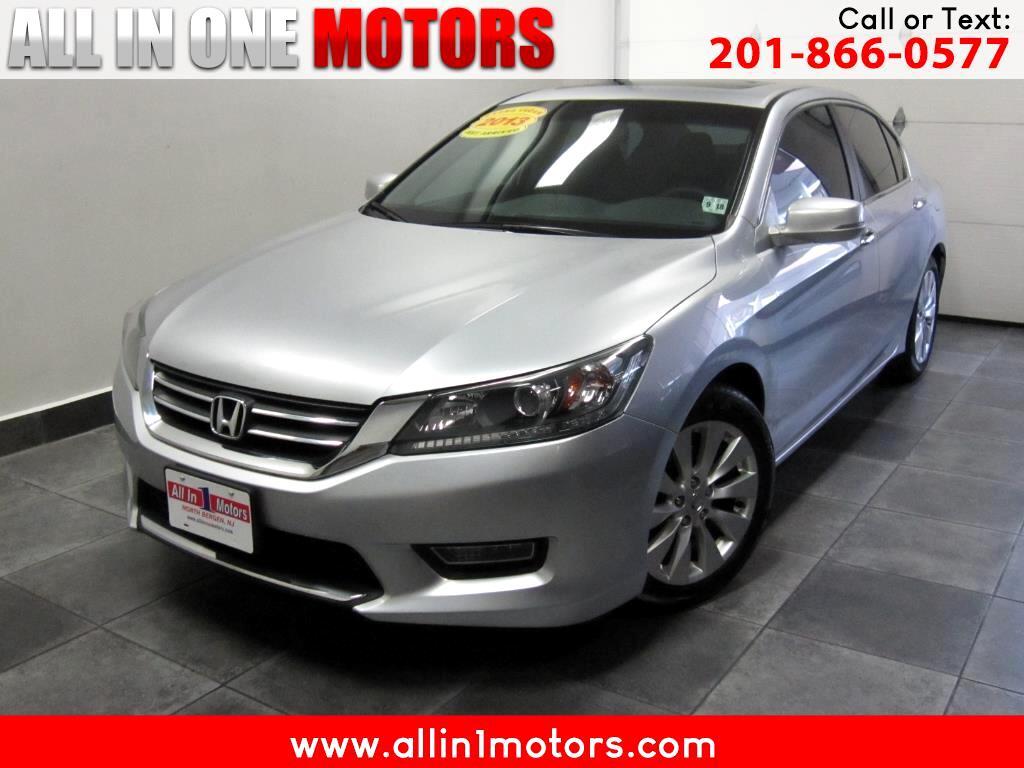 2013 Honda Accord Sdn 4dr I4 CVT EX