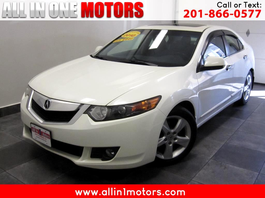 Used Acura TSX For Sale In North Bergen NJ All In One Motors - Acura tsx for sale by owner