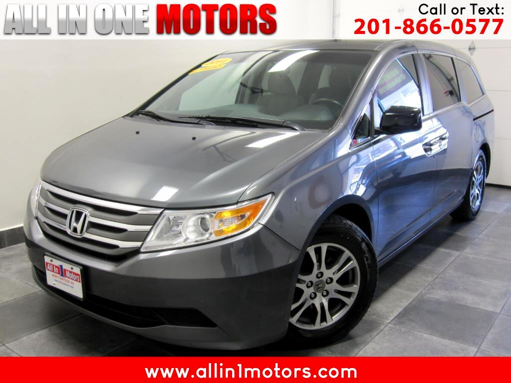 2012 Honda Odyssey 5dr EX