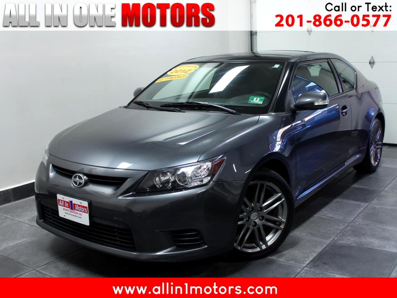 2012 Scion tC 2dr HB Auto (Natl)