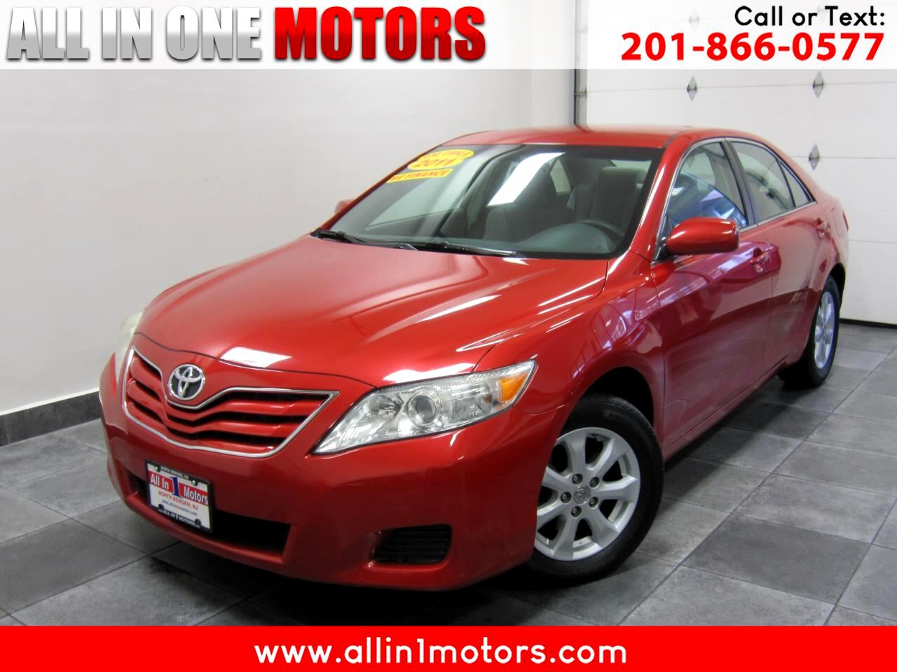 2011 Toyota Camry 4dr Sdn V6 Auto LE (Natl)