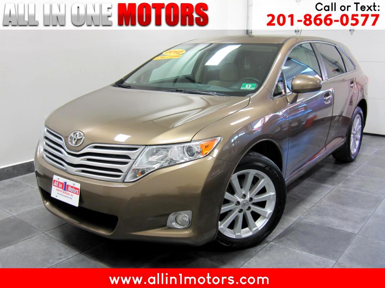 2012 Toyota Venza 4dr Wgn I4 AWD LE (Natl)