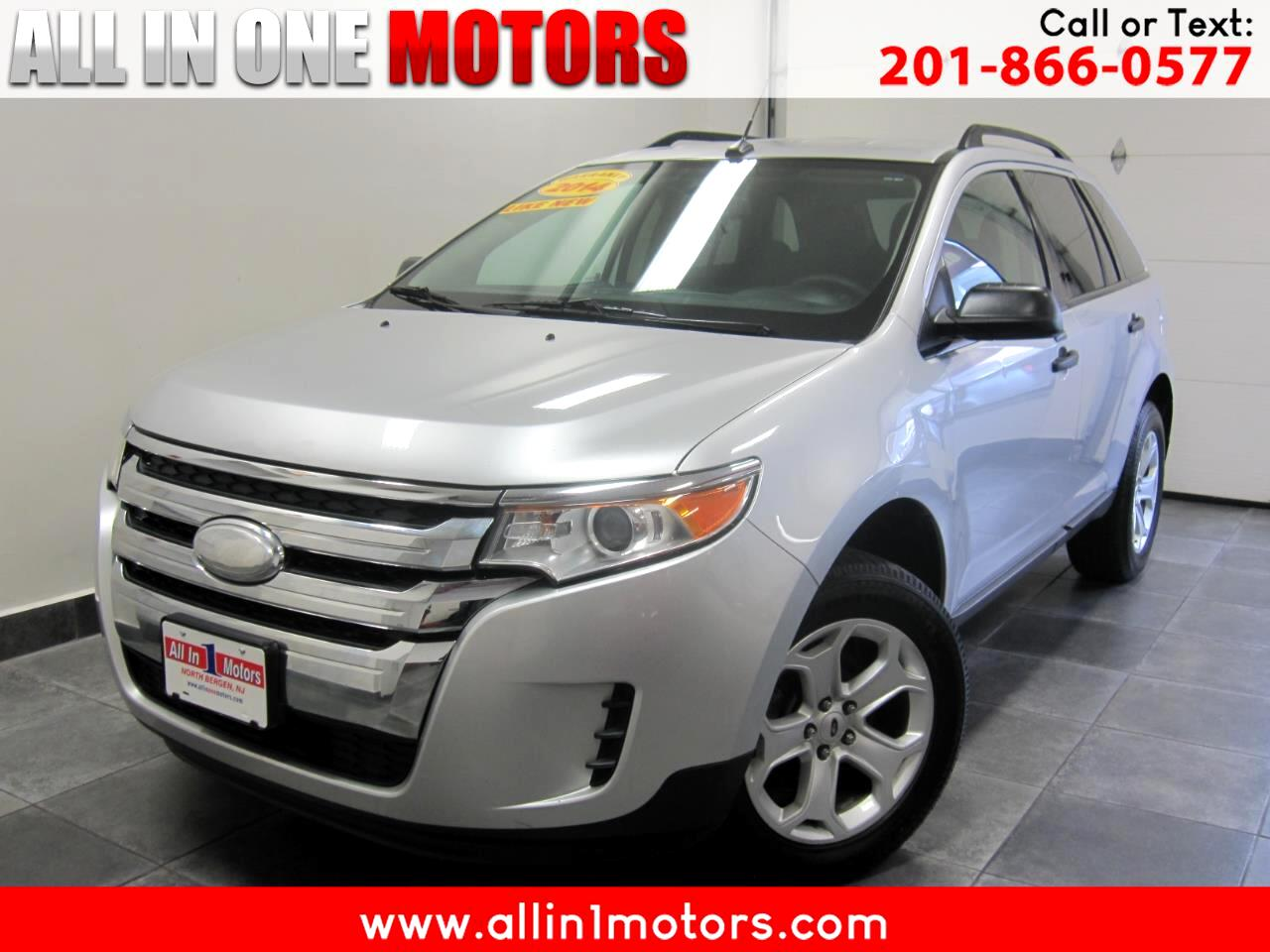 2014 Ford Edge 4dr SE AWD