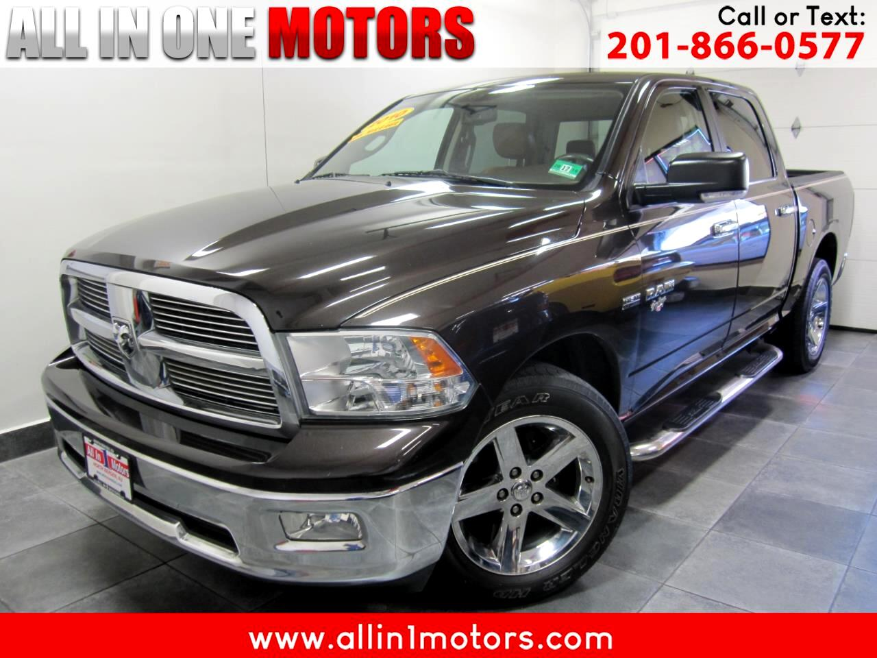 2010 Dodge Ram 1500 4WD CREW CAB BIG HORN *RAWLINGS EDITION*