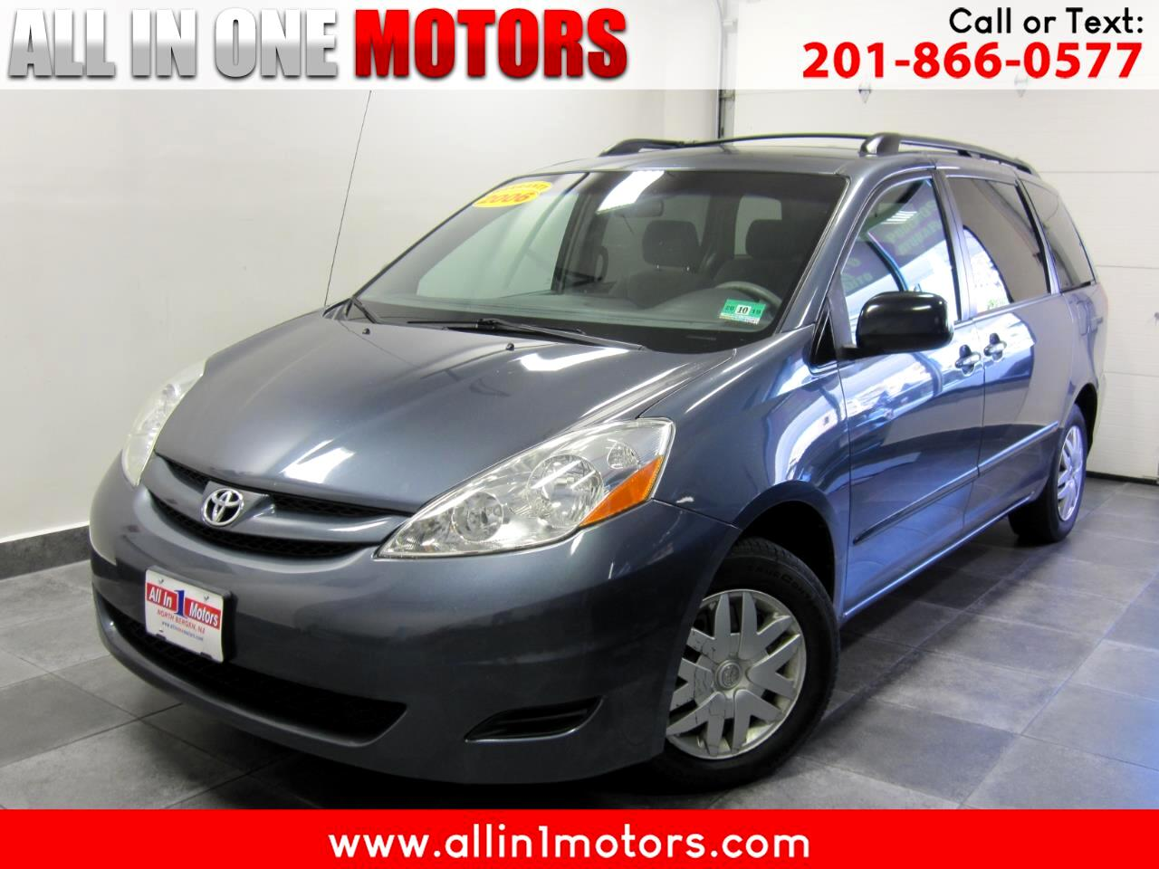 2006 Toyota Sienna 5dr LE FWD 8-Passenger (Natl)