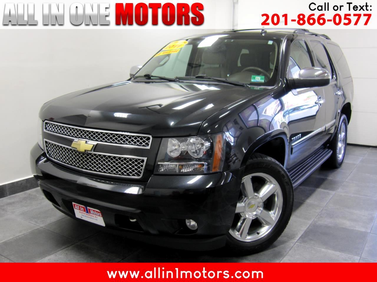 2011 Chevrolet Tahoe 4WD 4dr 1500 LTZ