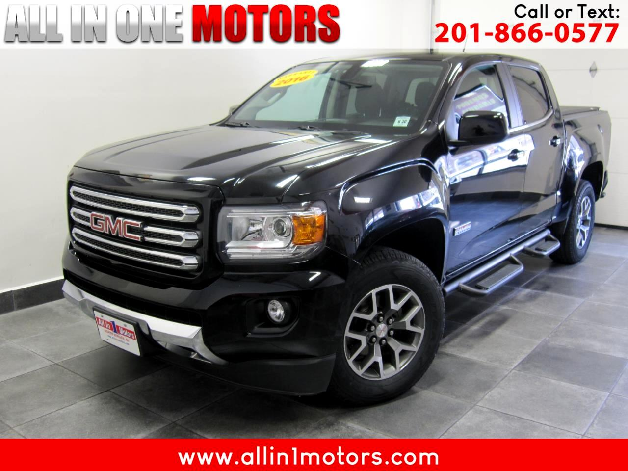 "2016 GMC Canyon 4WD Crew Cab 128.3"" All Terrain w/Cloth"