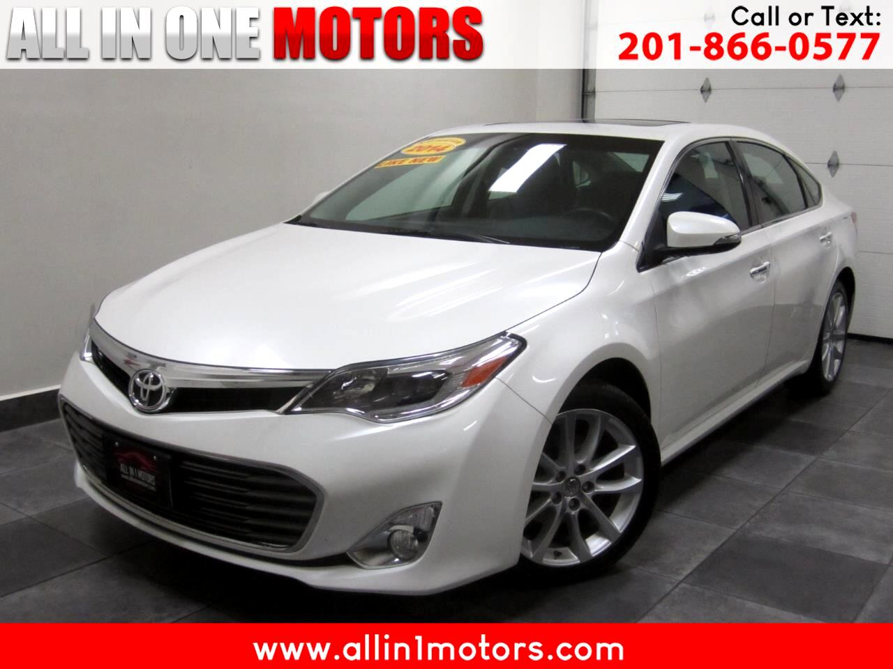 Toyota Avalon 4dr Sdn Limited (Natl) 2014