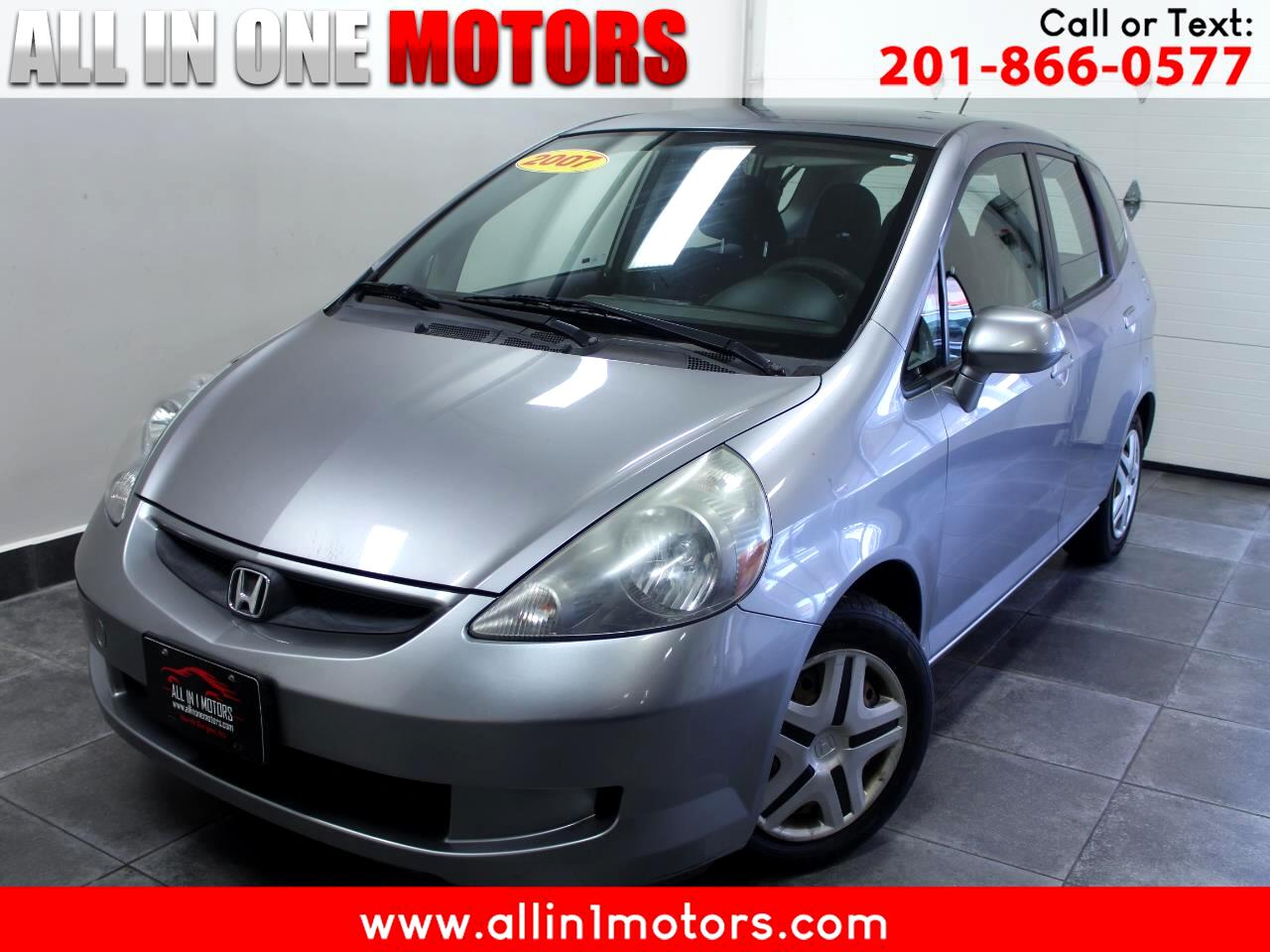 Honda Fit 5dr HB MT 2007