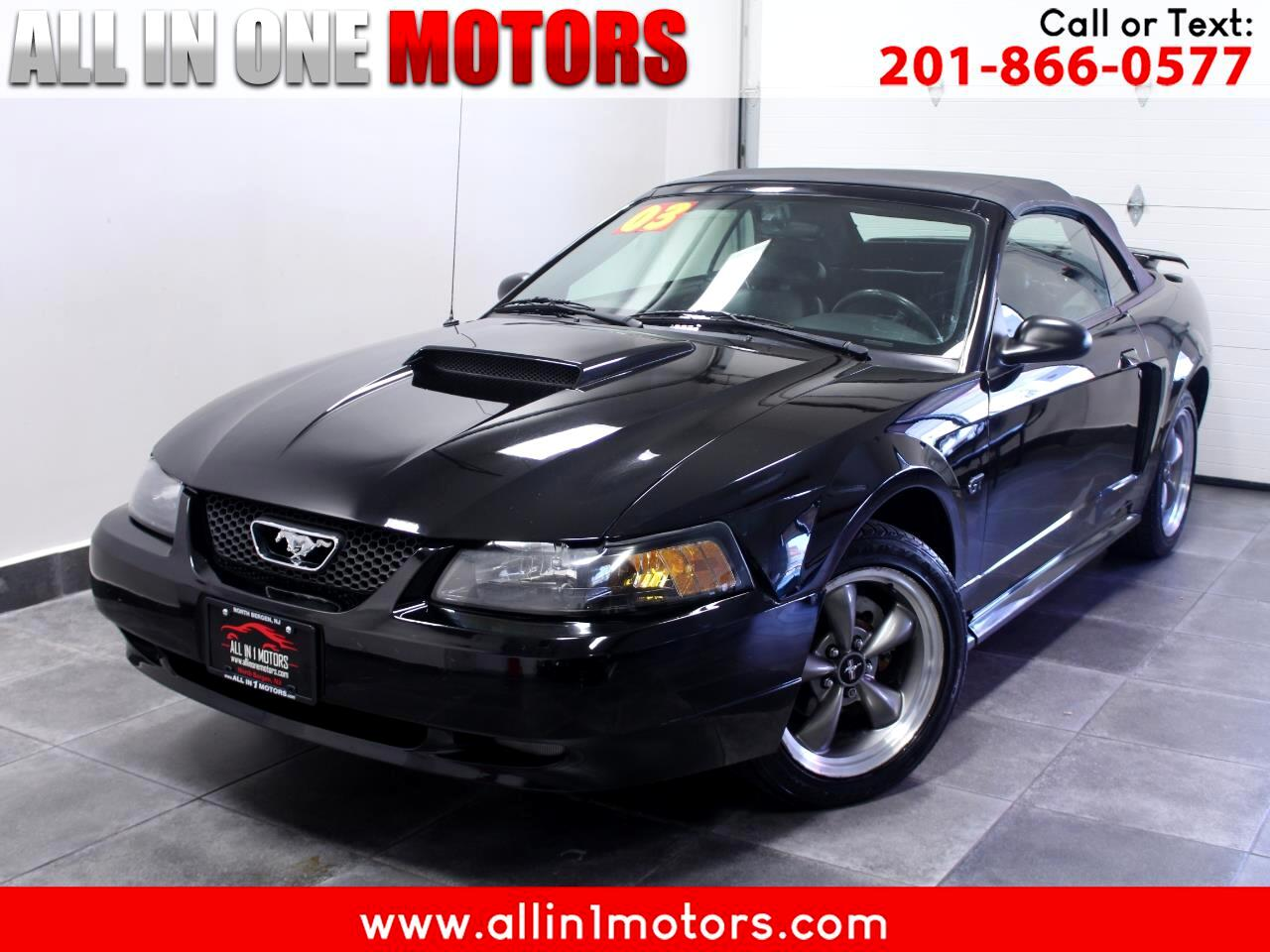 Ford Mustang 2dr Conv GT Deluxe 2003