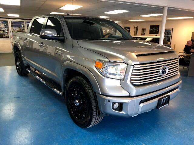 2014 Toyota Tundra Platinum CrewMax 5.7L 2WD