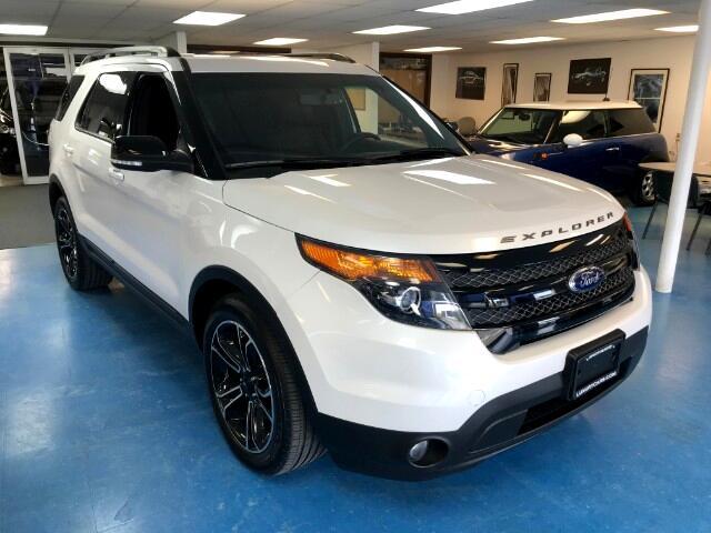 2015 Ford Explorer Sport 4WD