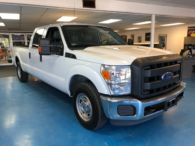 2016 Ford Super Duty F250 Crew Cab XL