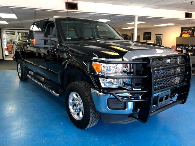 2016 Ford F-250 SD FX4 SuperCab 4WD