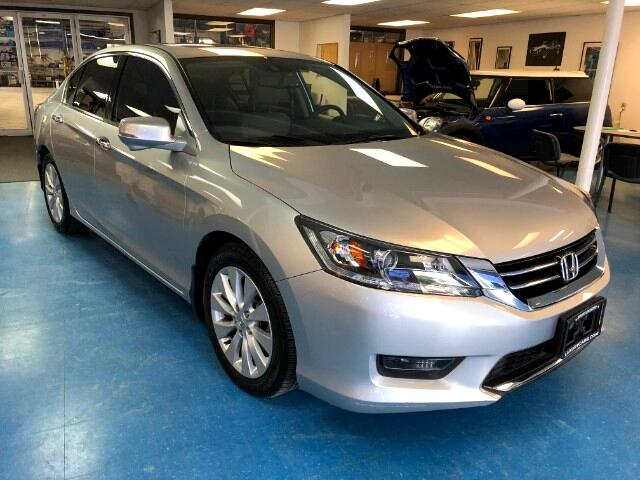 2015 Honda Accord EX-L V6 Sedan AT