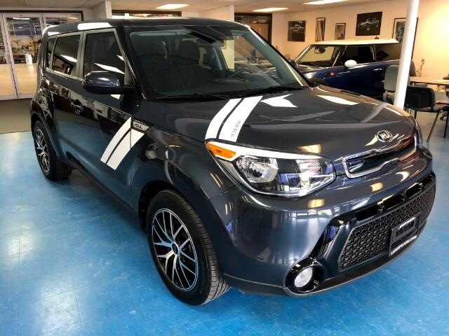 2016 Kia Soul + KINETIC EDITION