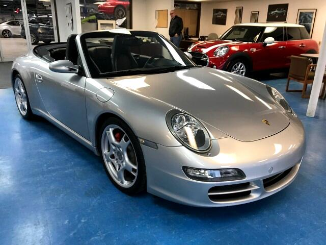 Porsche Of Wallingford >> Used 2005 Porsche 911 2dr Cabriolet Carrera S for Sale in Wallingford CT 06492 Imports Unlimited