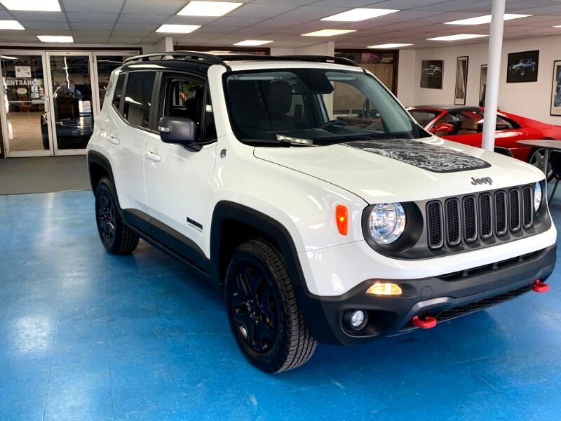 2017 Jeep Renegade Deserthawk 4x4