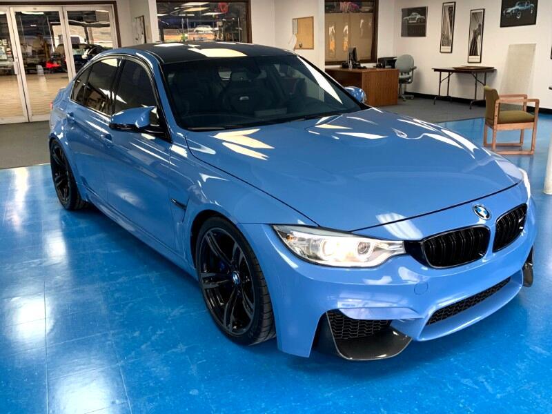 2016 BMW M3 M3