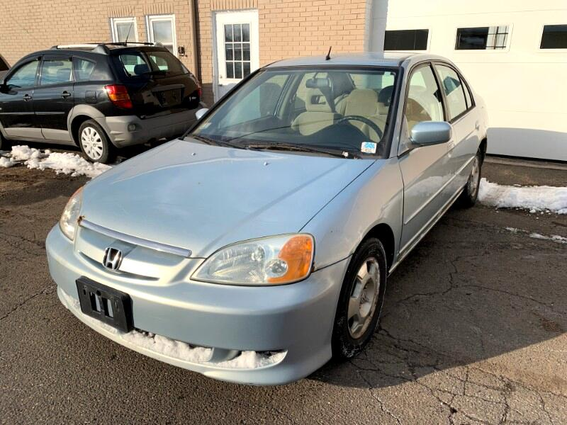 Honda Civic Hybrid Sedan 2003