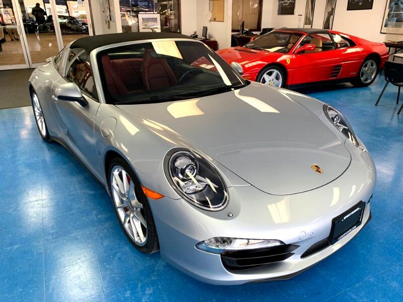 2015 Porsche 911 Targa C4S