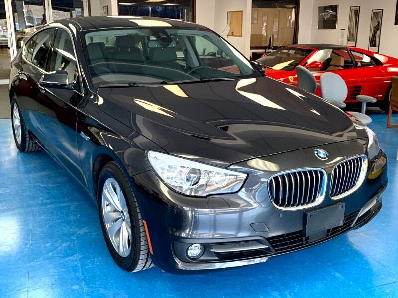 2017 BMW 5-Series Gran Turismo 535i xDrive