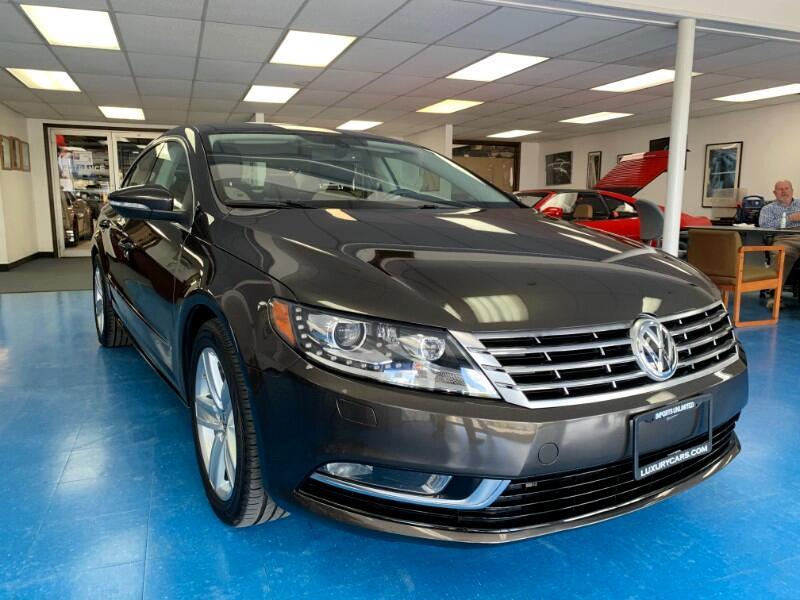 2014 Volkswagen CC Sport w/Lighting Package