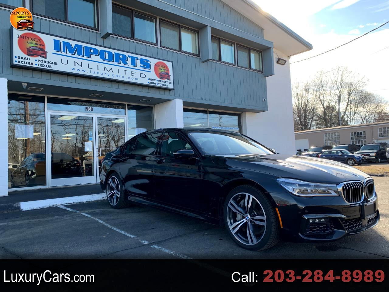 BMW 7-Series 750i xDrive Sedan 2017
