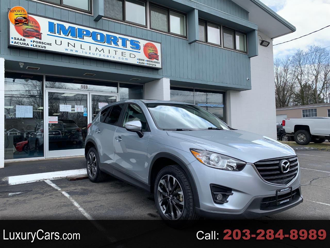 Mazda CX-5 2016.5 FWD 4dr Auto Grand Touring 2016