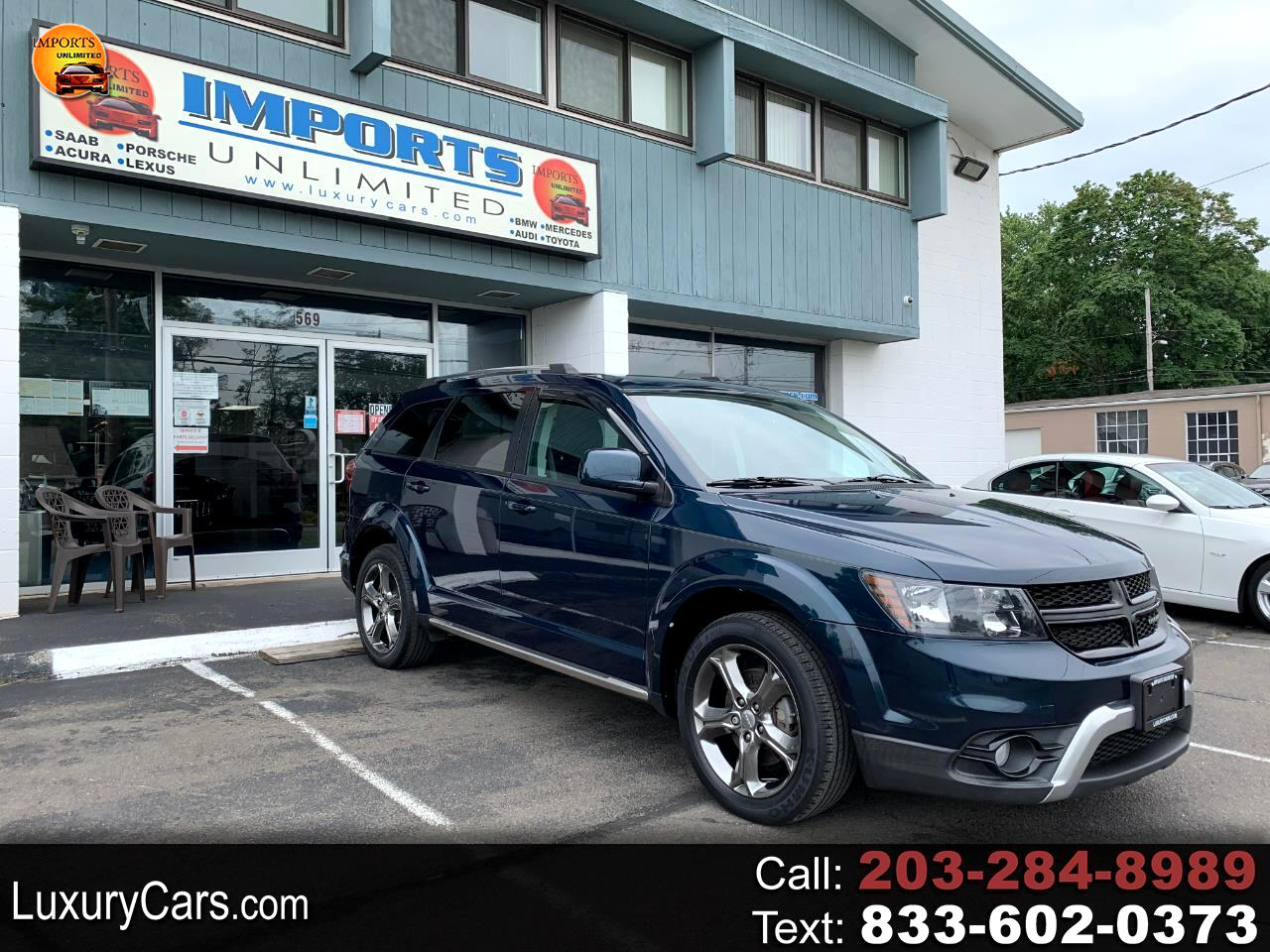 Dodge Journey FWD 4dr Crossroad 2015