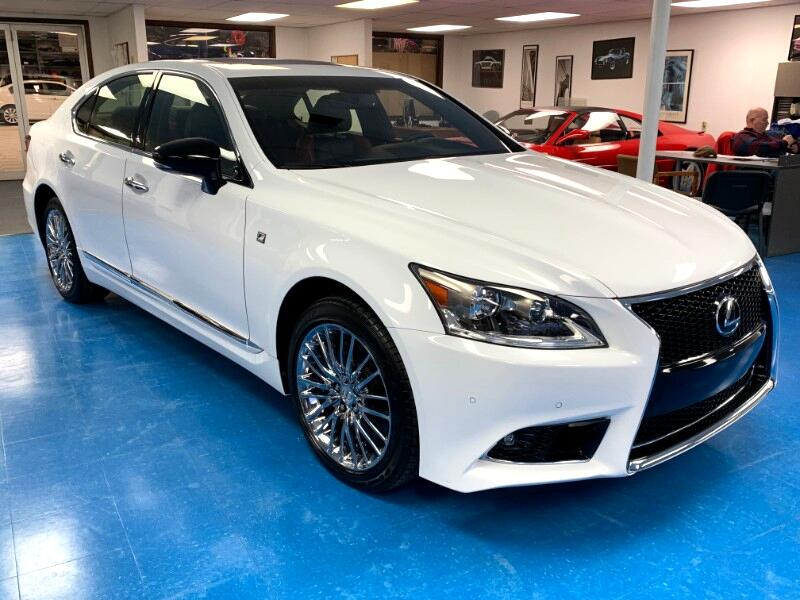 2015 Lexus LS 460 Luxury Sedan