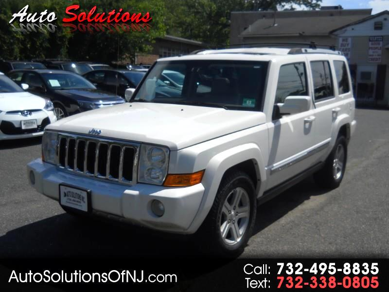 2009 Jeep Commander Limited RWD