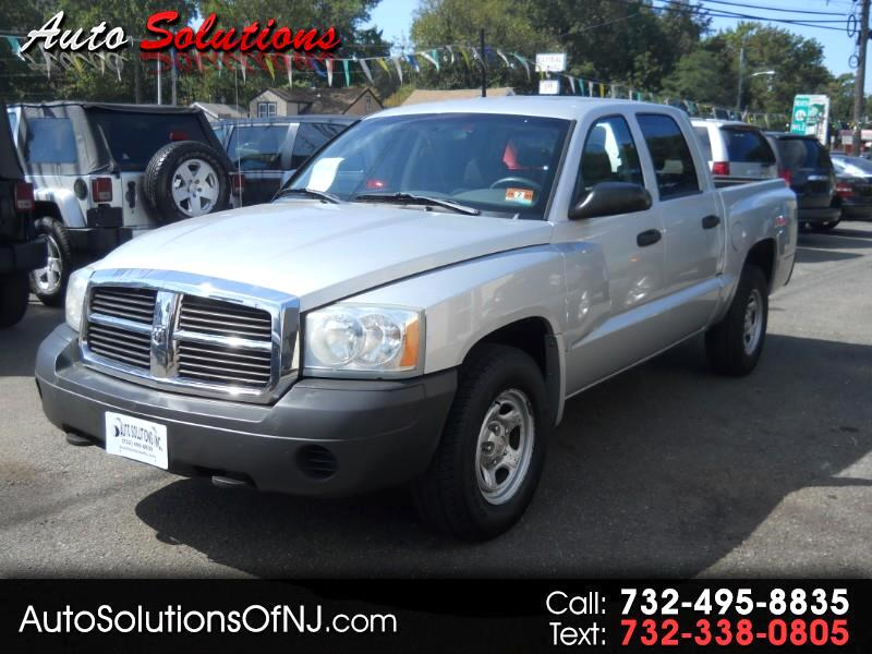 Dodge Dakota ST Quad Cab 4WD 2007