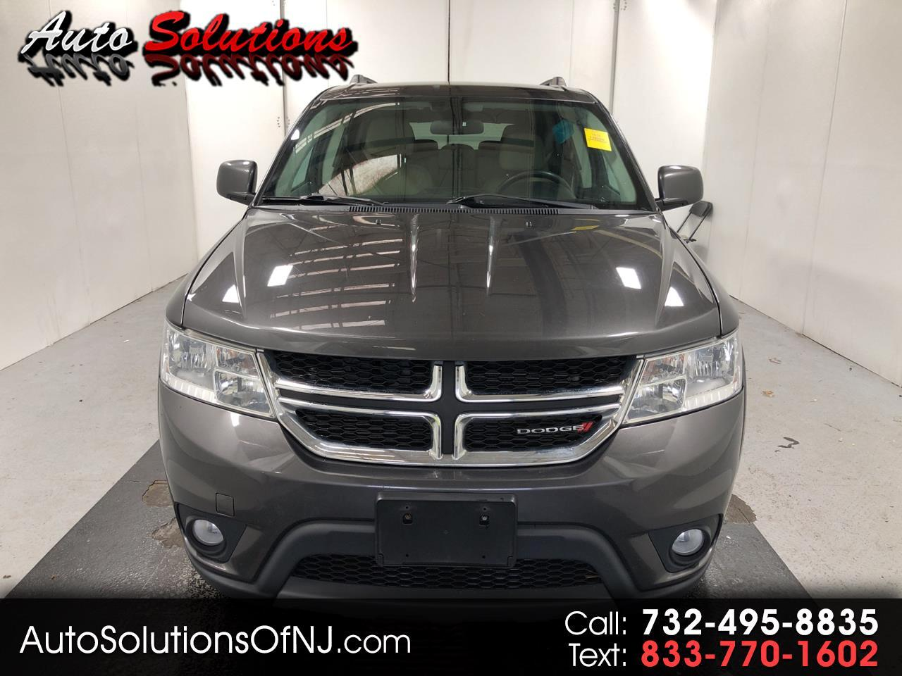 Dodge Journey SXT AWD 2018