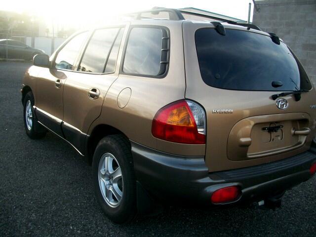2002 Hyundai Santa Fe GLS
