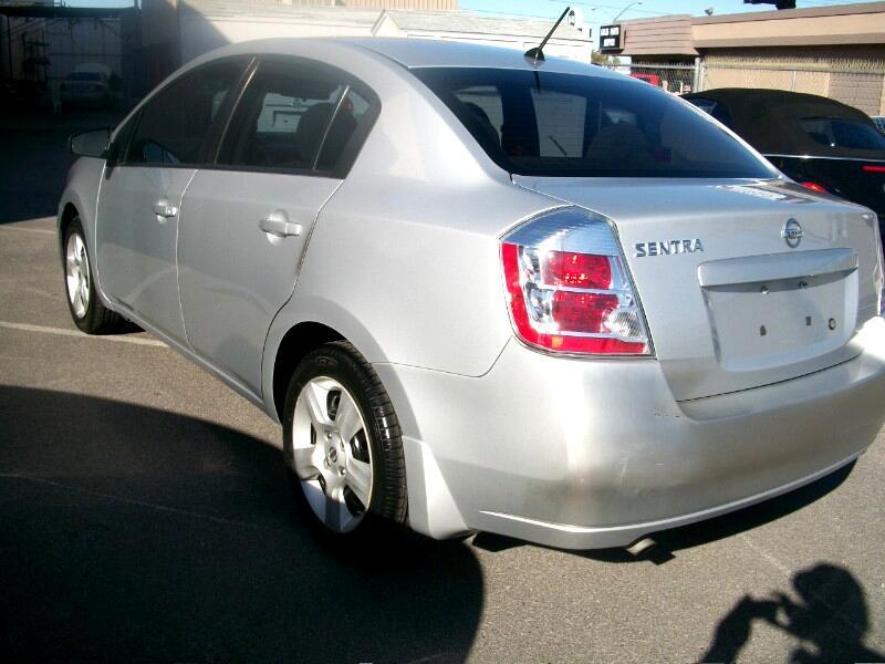2009 Nissan Sentra 2.0
