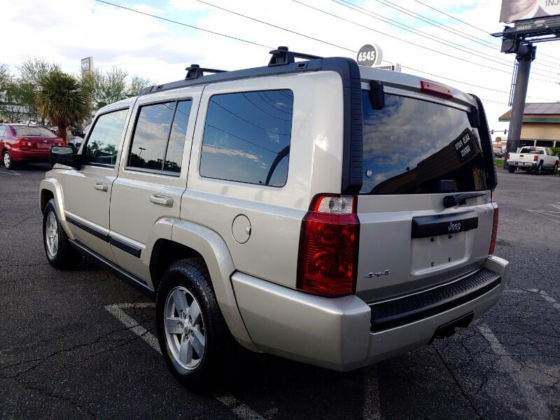 2008 Jeep Commander Sport 4WD
