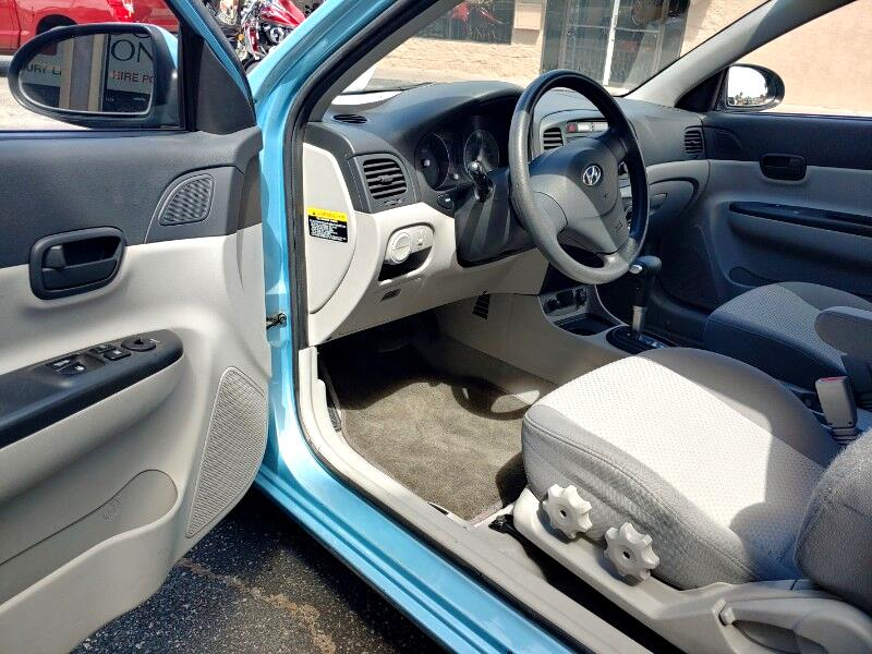 2007 Hyundai Accent GS 3-Door