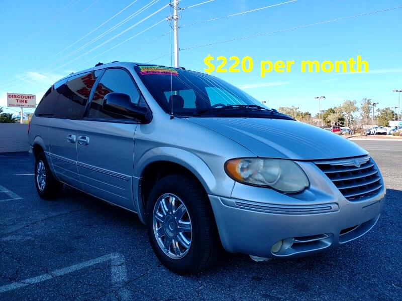 Chrysler Town & Country Limited 2007