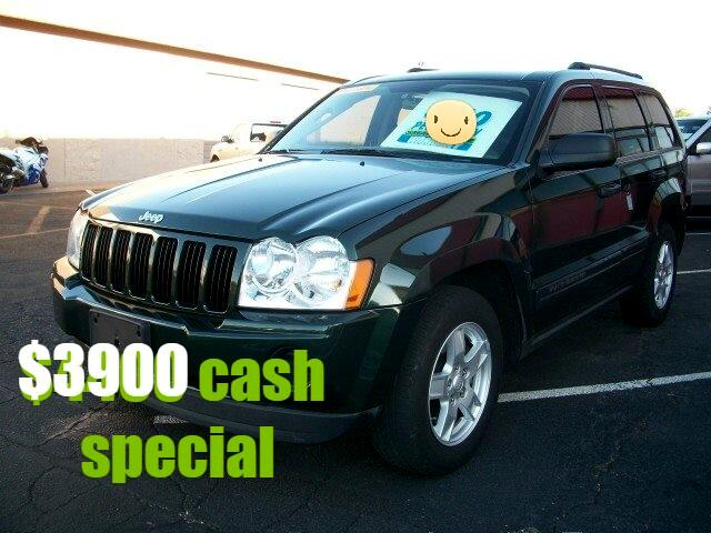 2005 Jeep Grand Cherokee Rocky Mountain Edition 2WD