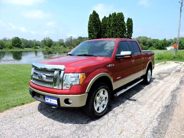 2012 Ford 150 LARIAT