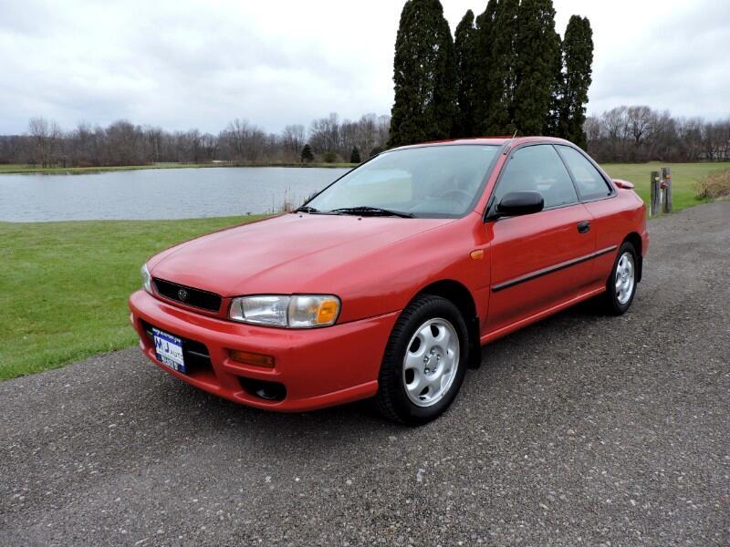 1999 Subaru Impreza L