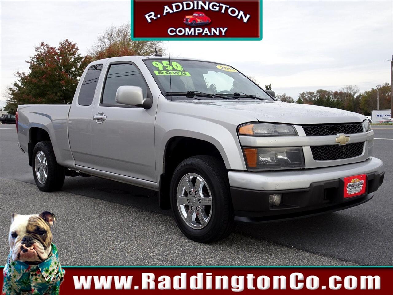 2011 Chevrolet Colorado 1LT Ext. Cab 2WD