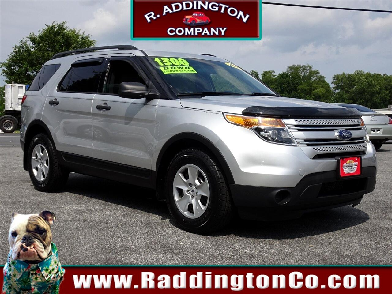 2014 Ford Explorer Base 4WD