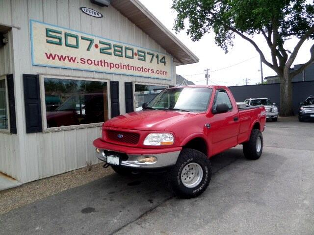 1998 Ford F-150 Reg. Cab Short Bed 4WD