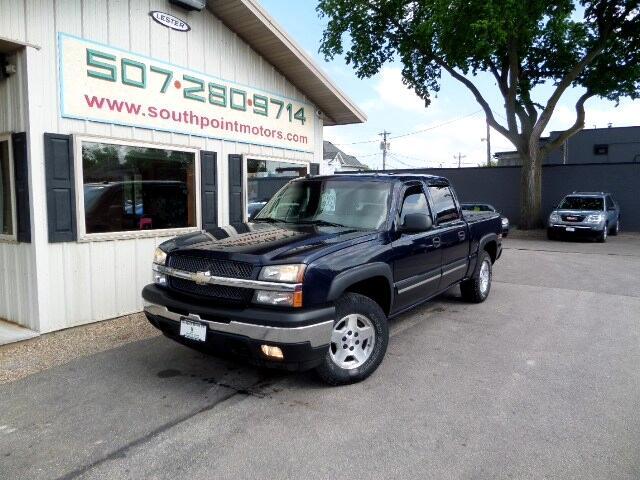 2005 Chevrolet Silverado 1500 LT Crew Cab 4WD