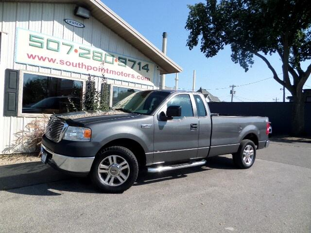 used 2007 ford f 150 xl 2wd reg cab 6 5 39 box for sale in. Black Bedroom Furniture Sets. Home Design Ideas
